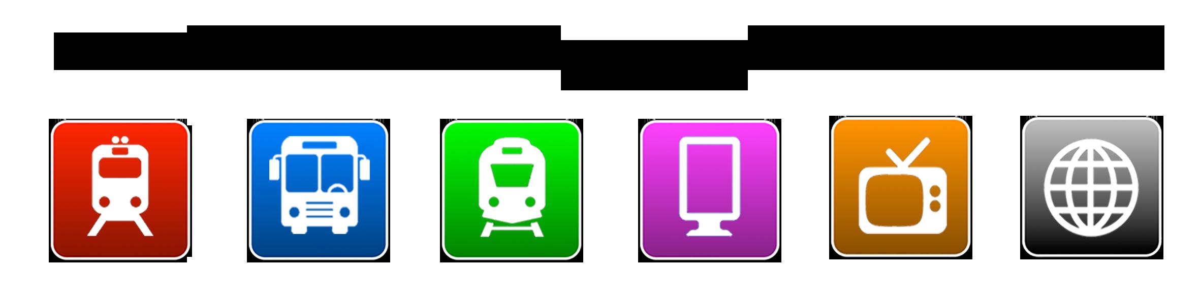 Metros de Publicidad Logo